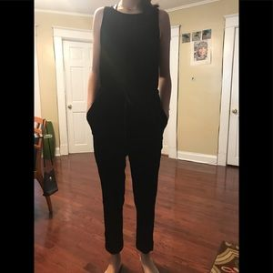 Pants - Black romper